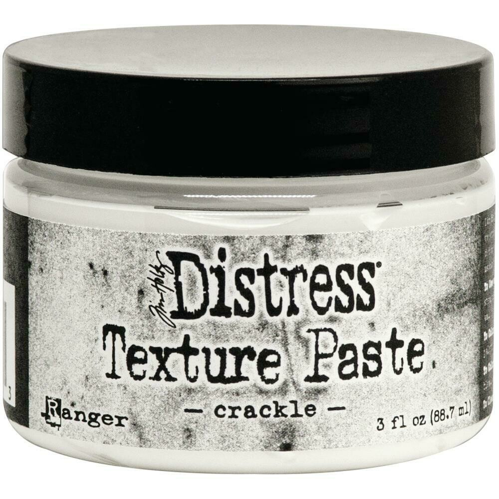 Tim Holtz Distress Texture Paste Crackle 3oz