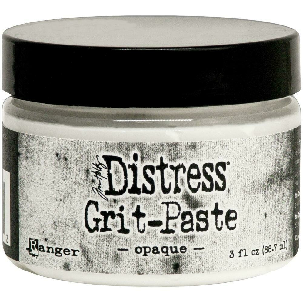 Tim Holtz Distress Grit Paste Opaque 3oz