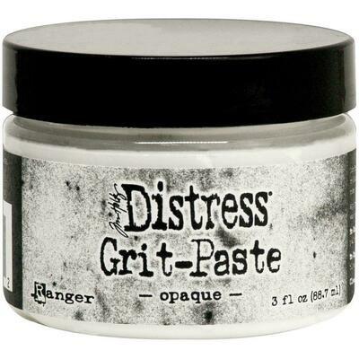 Tim Holtz Distress Grit Paste Opaque 3oz