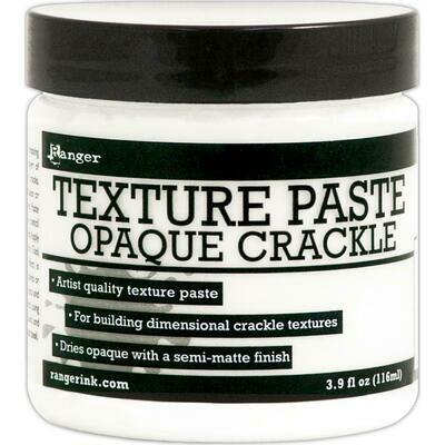 Ranger Texture Paste Opaque Crackle