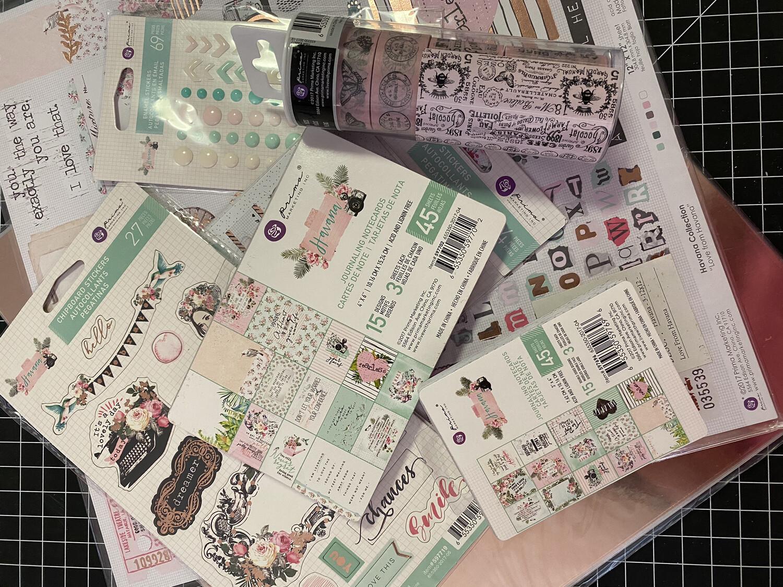 Kit Mint/Pink (inc. 10 projects)