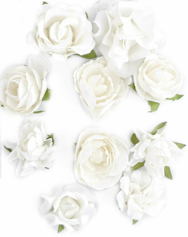 Kaisercraft Paper Blooms - Assorted