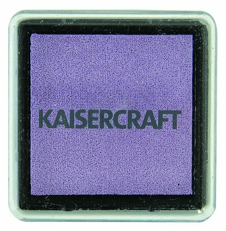 Kaisercraft Ink Pad Small Orchid