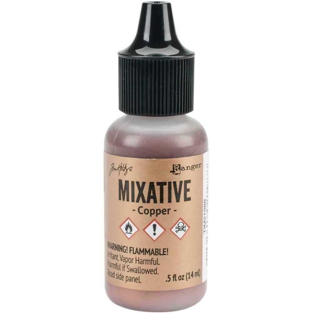 Tim Holtz Alcohol Ink Mixatives