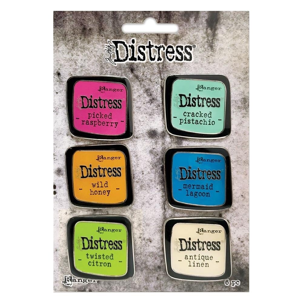 PREORDER Tim Holtz Collector Pin Set assorted