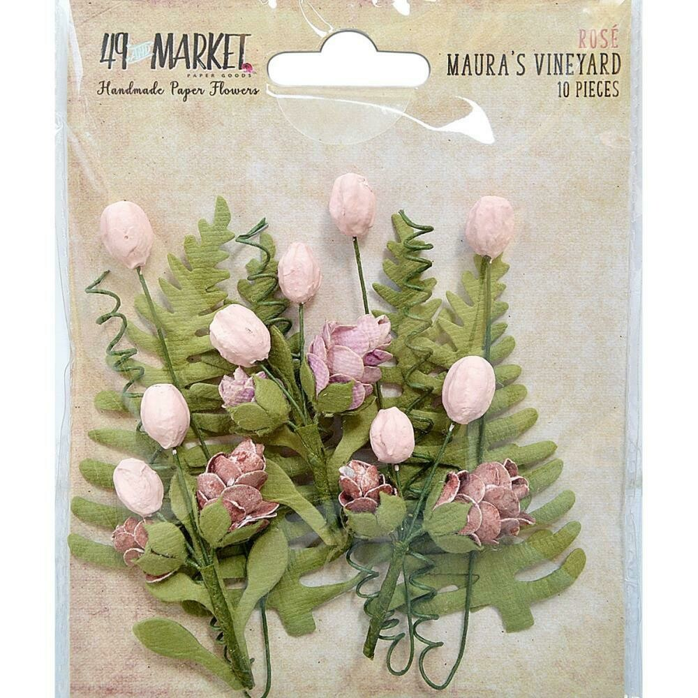 49 and Market Flowers - assorted
