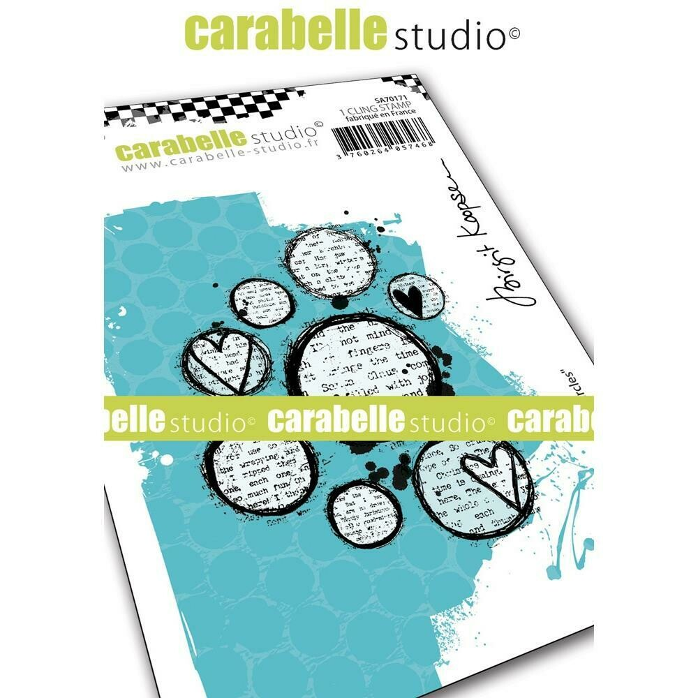 Carabelle Stamps A7 assorted