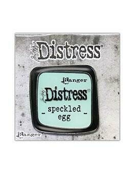 Tim Holtz Distress Collector Pins Single - Assorted