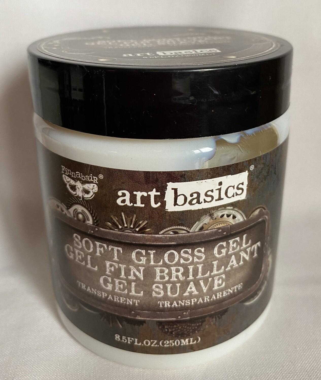 Finnabair Art Basics Soft Gloss Gel 250ml