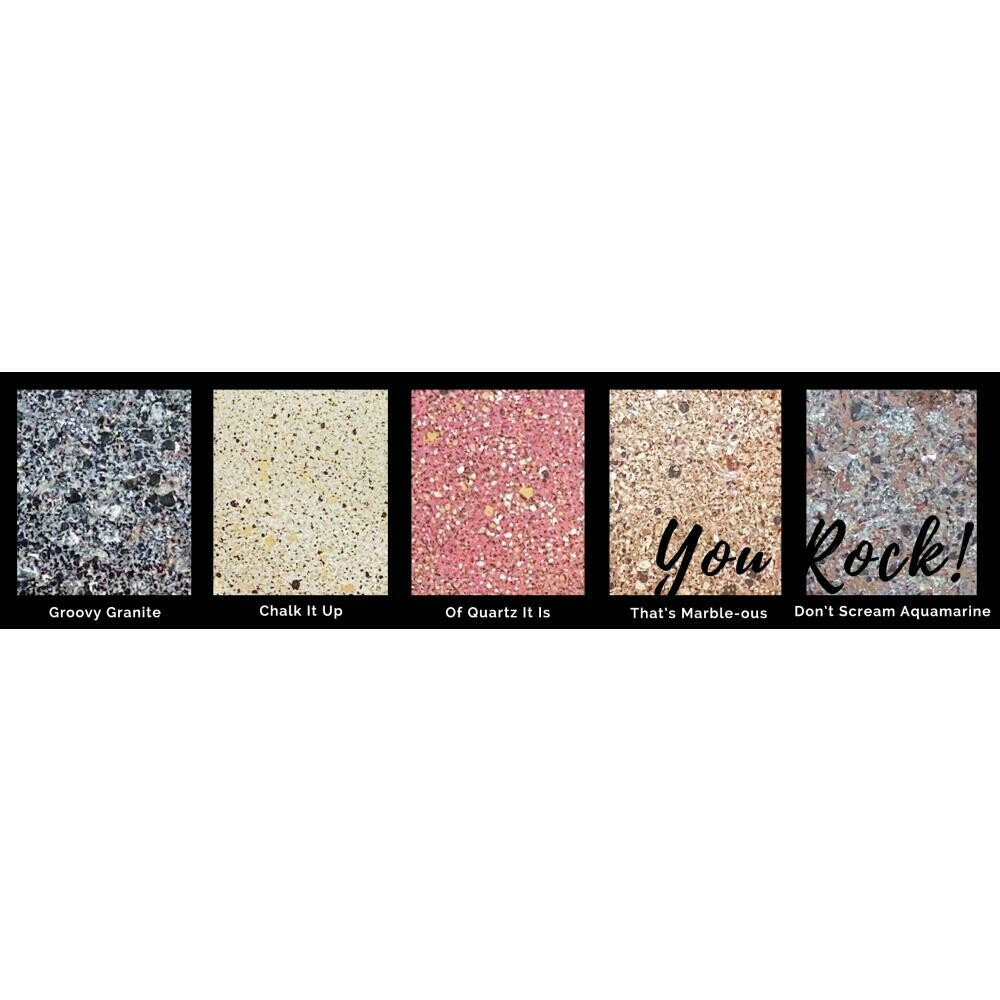 Lindys Stamp Gang Embossing Powder Set of 5 - Assorted