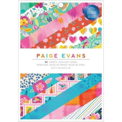 American Crafts Paige Evans Go the Scenic Route - Assorted