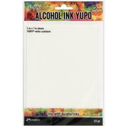 Tim Holtz Alcohol Ink Yupo White