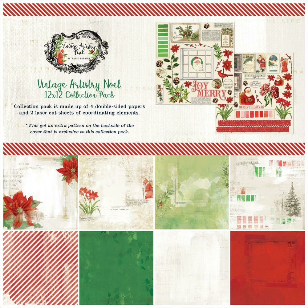 49 and Market Vintage Artistry Noel Collection - Assorted