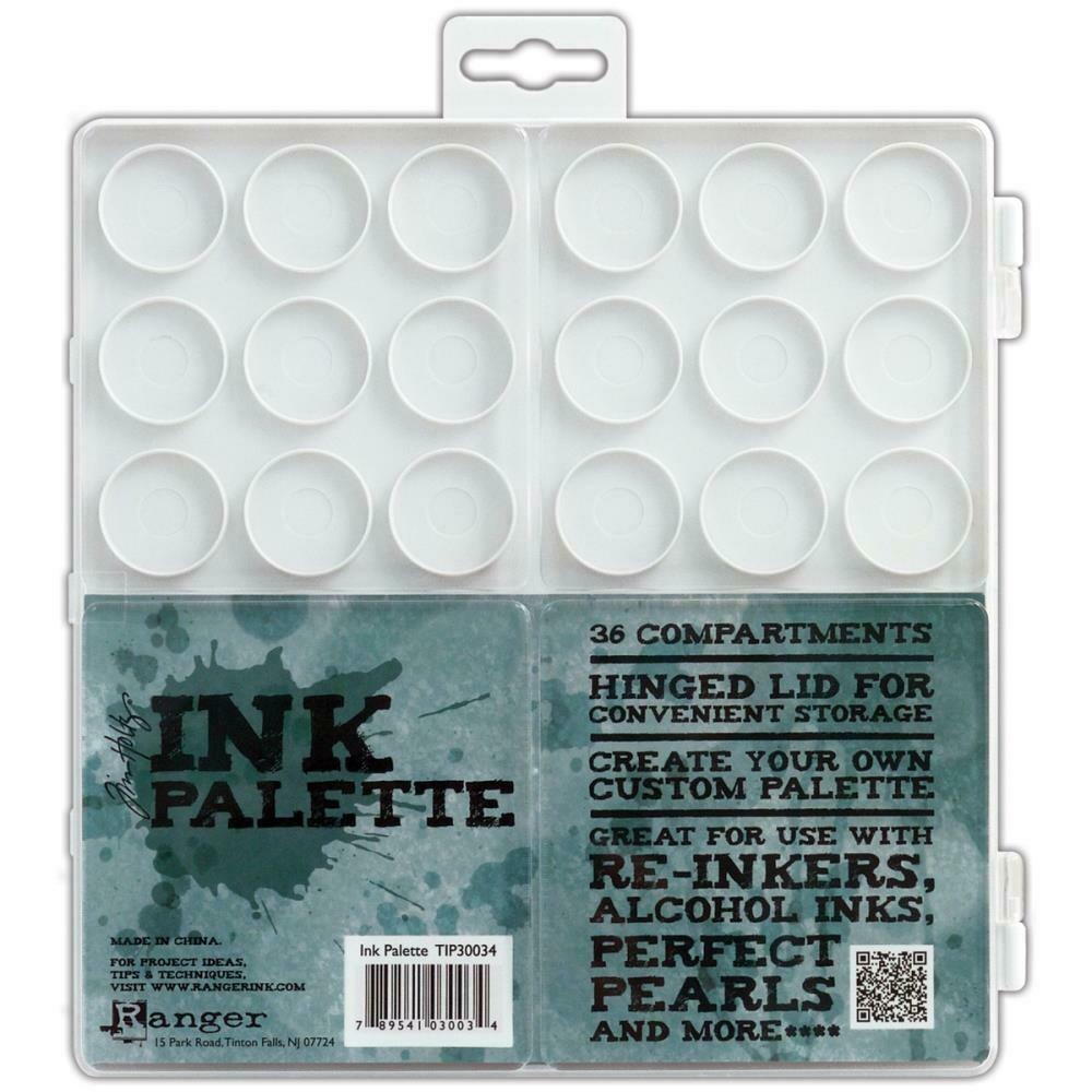 Tim Holtz Distress Ink Palette