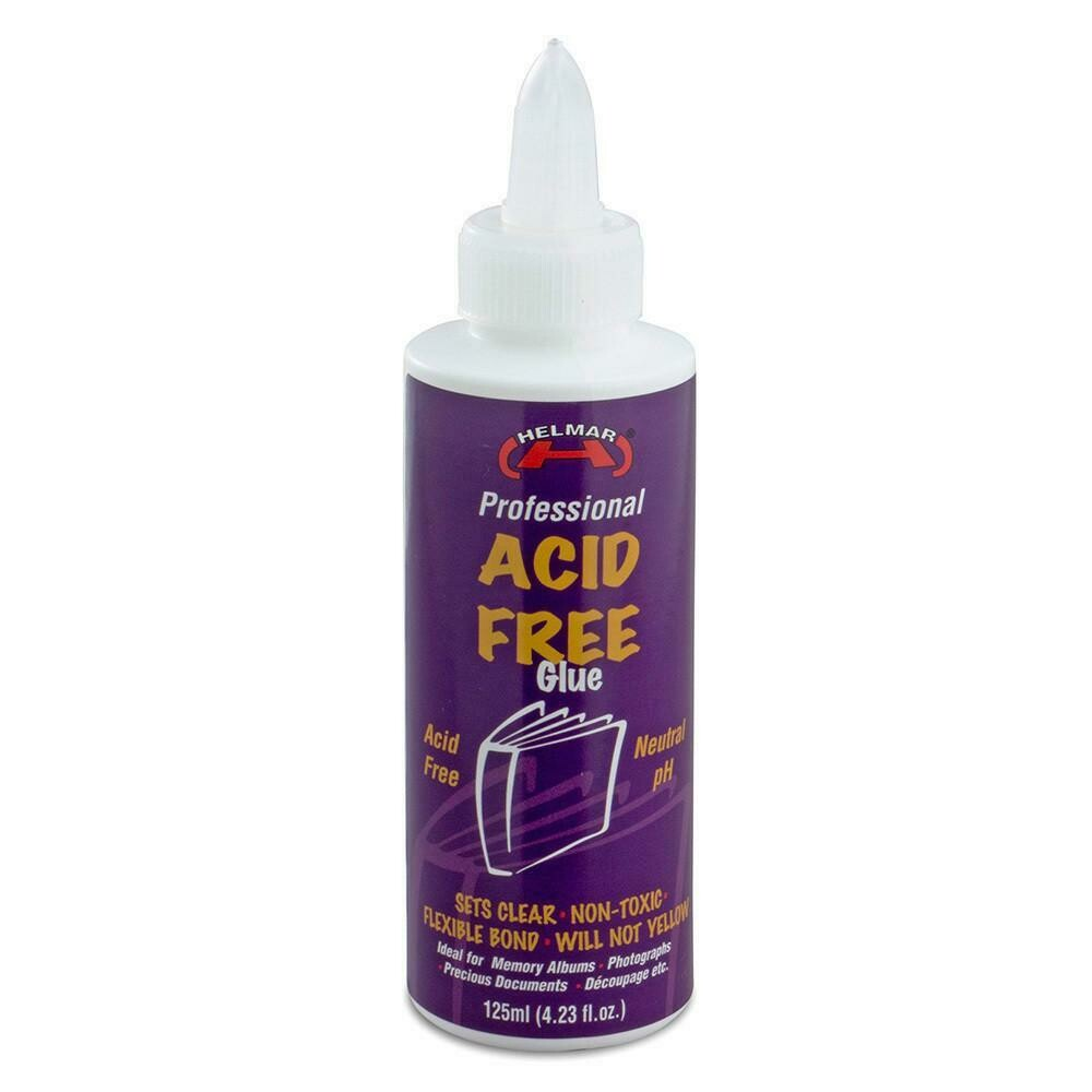 Helmar Acid Free Glue 125ml