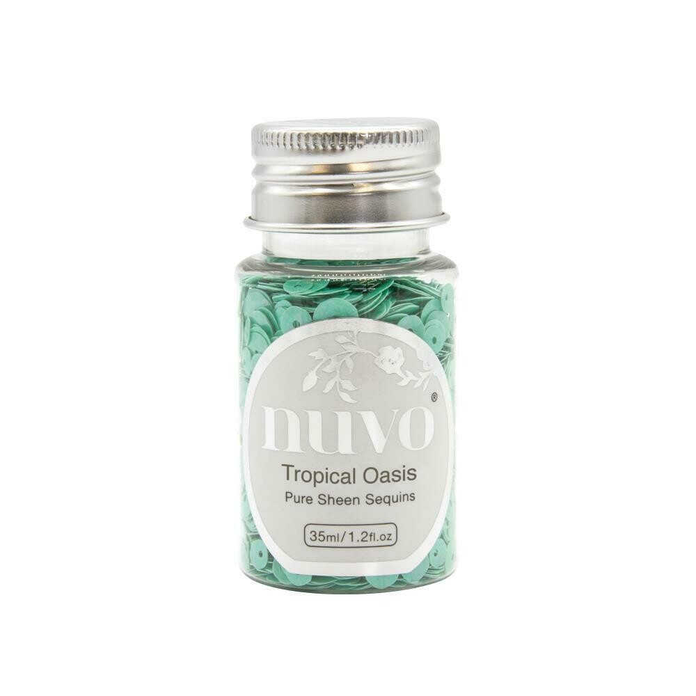 Nuvo Sequins Tropical Oasis 35ml