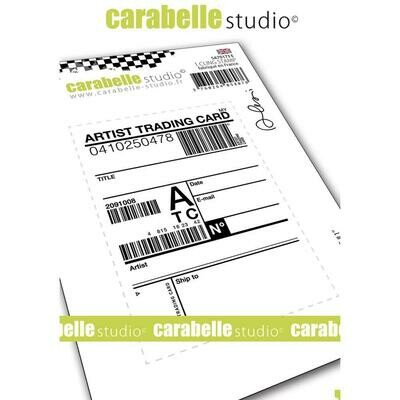 Carabelle Studio Background Cling Stamp A7