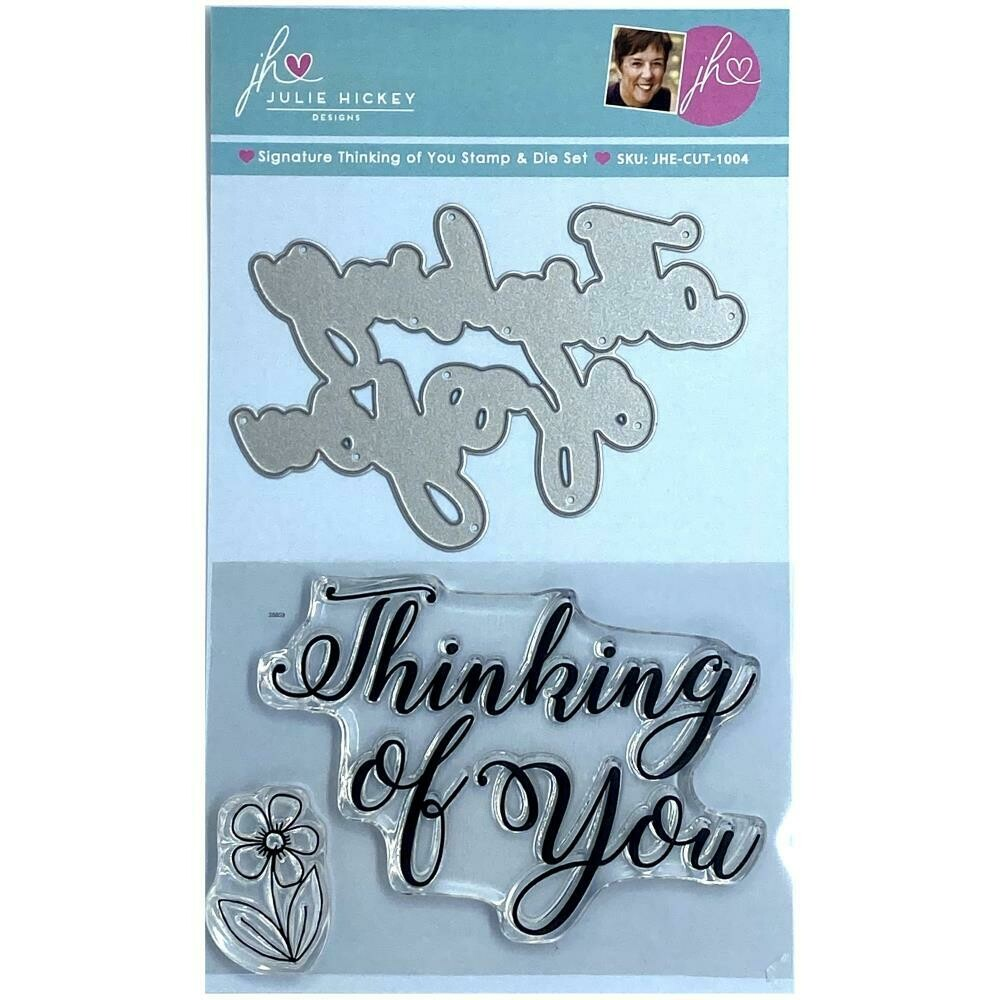 Julie Hickey Stamps and Dies - assorted