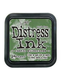 PREORDER Tim Holtz New Distress Colour - Rustic Wilderness - November 2020