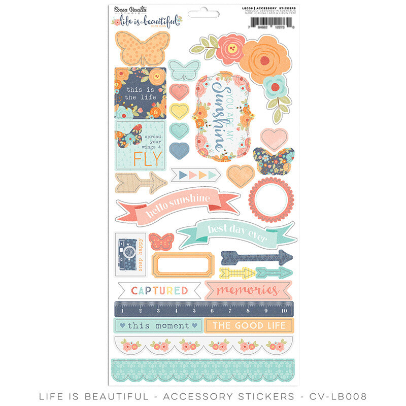 Cocoa Vanilla Life is Beautiful Collection - Assorted