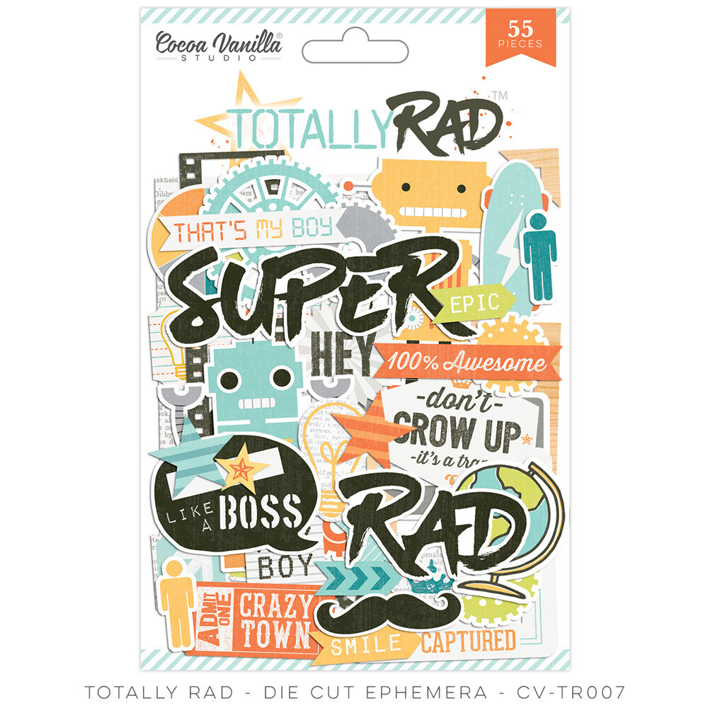 Cocoa Vanilla Totally Rad Collection - Assorted