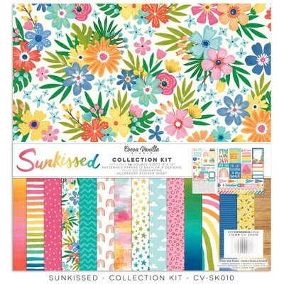 Cocoa Vanilla Sunkissed Collection - Assorted