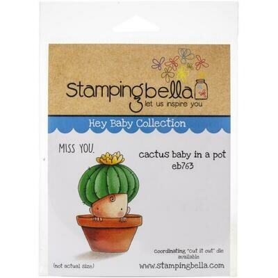 Stamping Bella Hey Baby Collection - Assorted