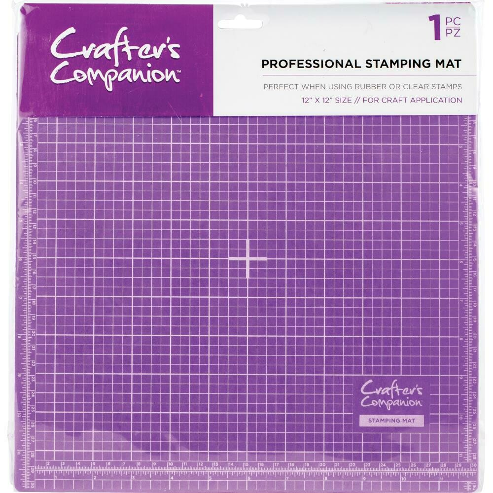 """Crafter's Companion Professional Stamping Mat 12x12"""""""