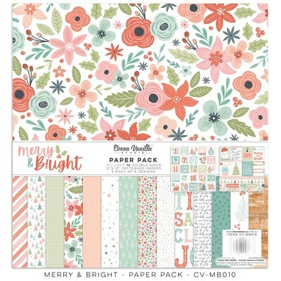 Cocoa Vanilla Merry and Bright Collection - Assorted