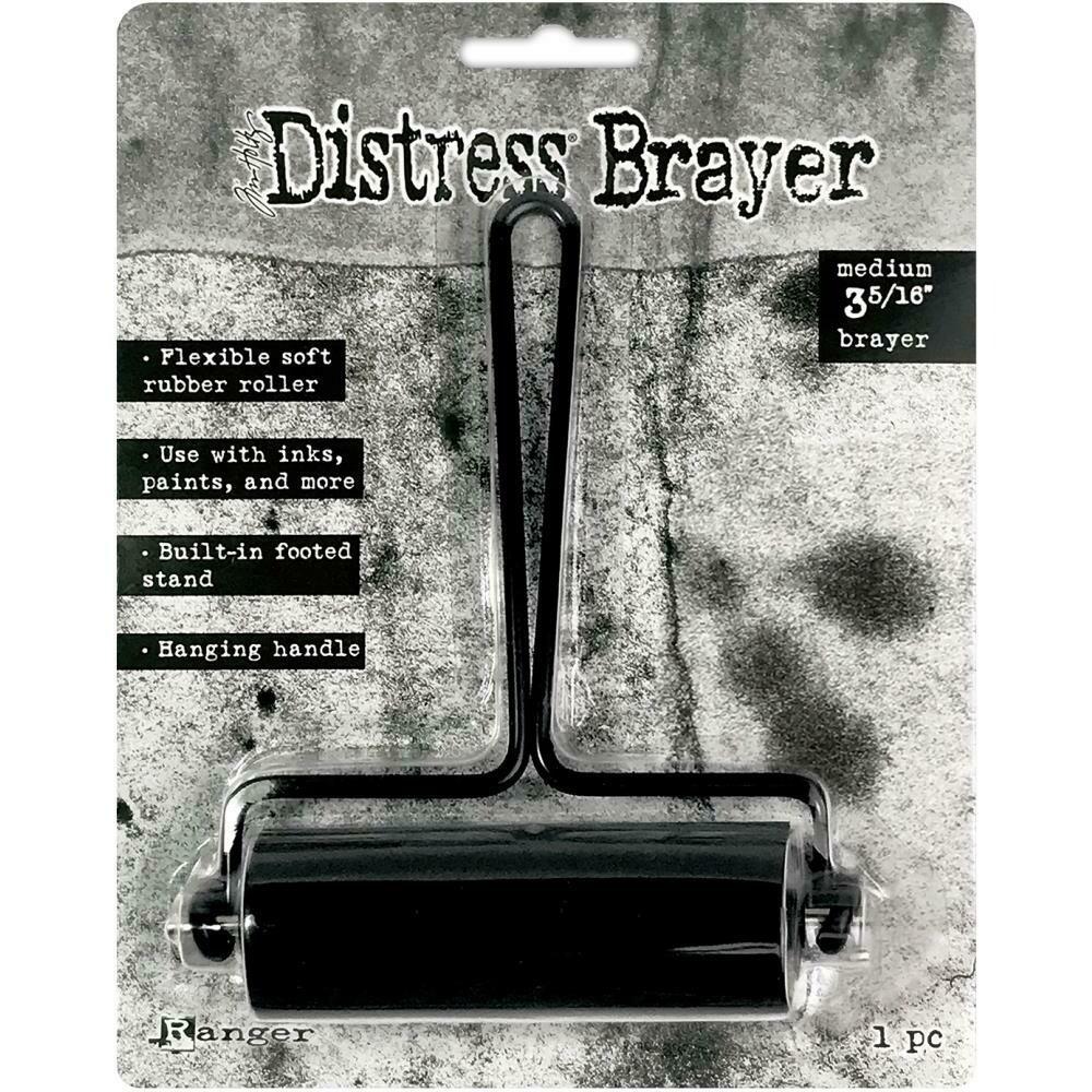 Tim Holtz Distress Brayer - medium