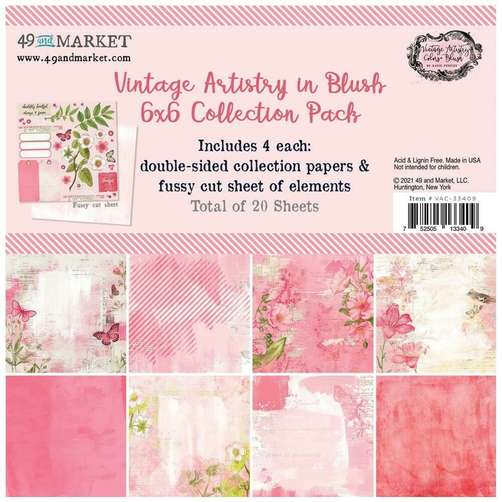 49 and Market Blush Collection - Assorted