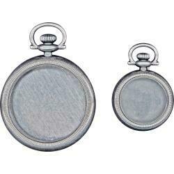 Tim Holtz Idea-Ology Pocket Watches 2/pkg