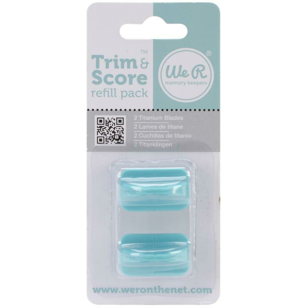 We R Memory Keepers Trim & Score Refill Pack