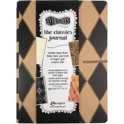 """Dylusions Creative Journal Classics 11.75""""x9"""""""