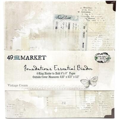 49 and Market Foundations Essential Binder - Assorted