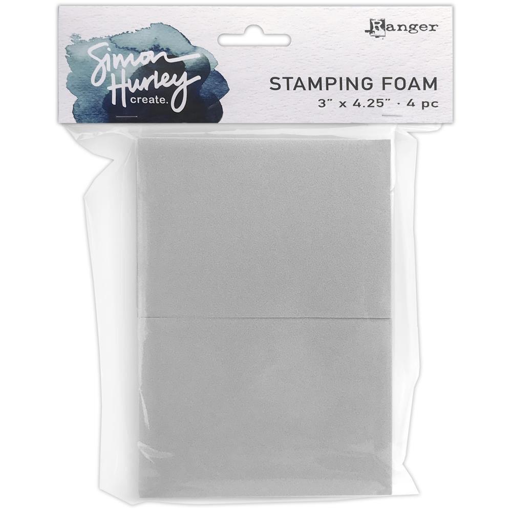 Simon Hurley Stamping Foam 4/pkg