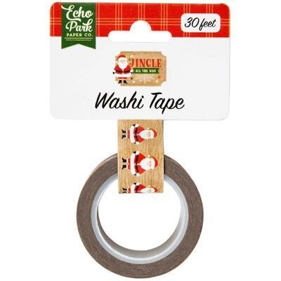 Echo Park Jingle All the Way - Washi Tape