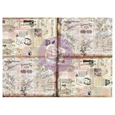 Finnabair Art Daily Decorative Tissue - Assorted