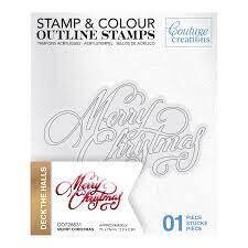 Couture Creations Stamps - Assorted