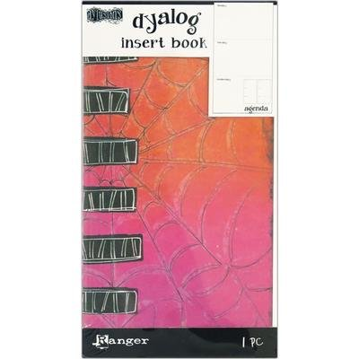 """Dylusions Dyalog Insert Books 4.375""""X8.25"""" - Assorted"""