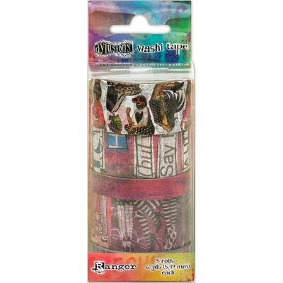 Dylusions Washi Tape Set - Assorted