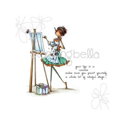 Stamping Bella Uptown Girls Collection - Assorted