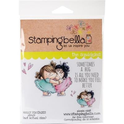 Stamping Bella The Squidgies - Assorted