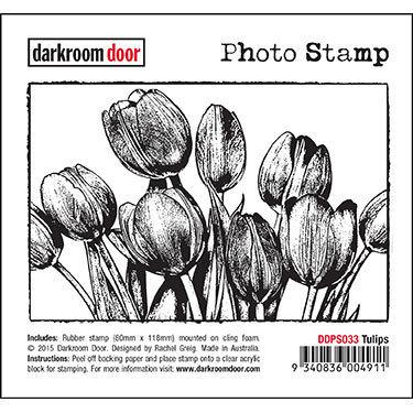 Darkroom Door Photo Stamp - Assorted