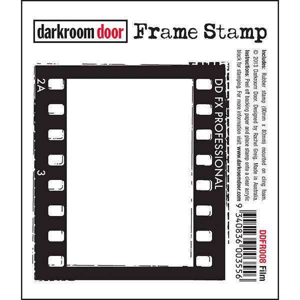 Darkroom Door Frame Stamp - Assorted