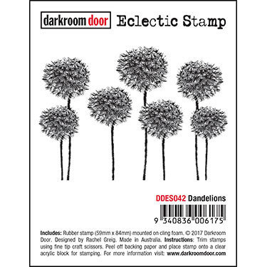 Darkroom Door Eclectic Stamp
