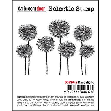 Darkroom Door Eclectic Stamp - Assorted