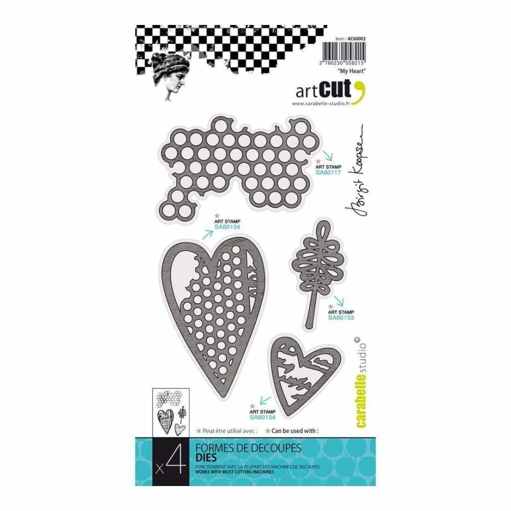Carabelle Studio Art Cut Die - Assorted