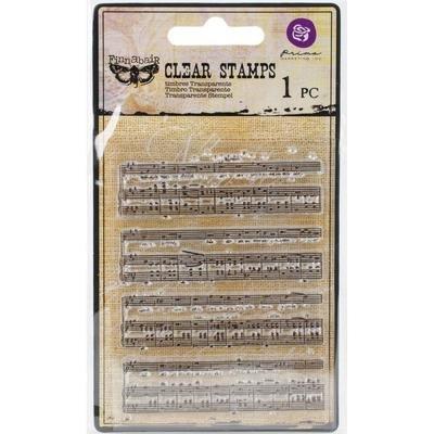 Finnabair Clear Stamp Music 3