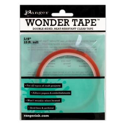 Ranger Wonder Tape - Assorted